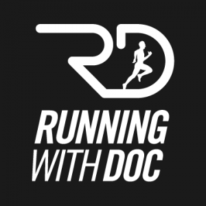 Running with Doc Logo